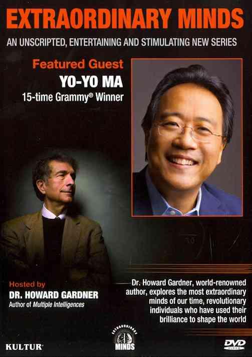 EXTRAORDINARY MINDS:YO YO MA BY GARDNER,HOWARD (DVD)