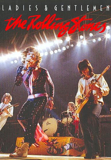 LADIES & GENTLEMEN BY ROLLING STONES (DVD)