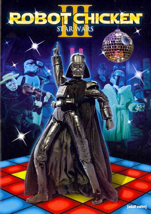 ROBOT CHICKEN STAR WARS 3 BY ROBOT CHICKEN (DVD)