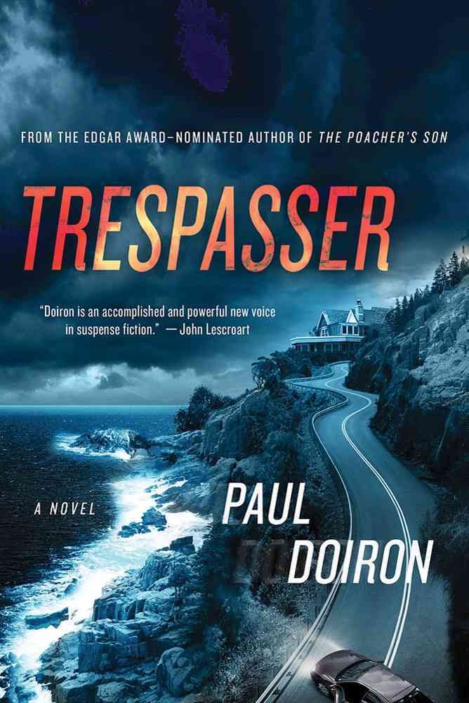 Trespasser By Doiron, Paul