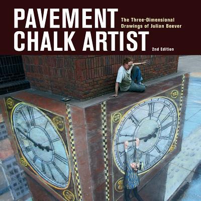 Pavement Chalk Artist By Beever, Julian